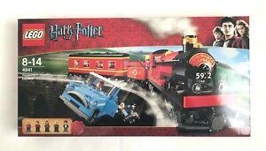New LEGO Harry Potter Hogwarts Express Set 4841