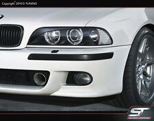 BMW E39 Scheinwerferblenden / Blenden / Boeser - Blick / Eyebrows
