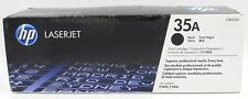 NEW! Genuine HP Laserjet 35A Black Toner Cartridge CB435A P1005 P1006 Sealed