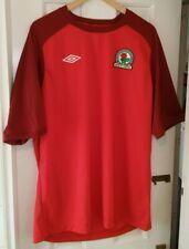 Blackburn Rovers Umbro Red Training Shirt 2012/2013 Season.  Size XXXL.  New