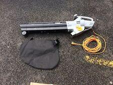 Titan TTB547BVC 2800w 230v electric blower & vacuum Used