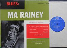 MA RAINEY TWELVE CLASSIC SELECTIONS LP US RIVERSIDE