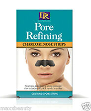 DR Daggett & Ramsdell Pore Refining Charcoal Nose Strips 6 Pore Strips