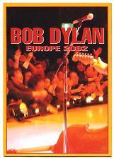 BOB DYLAN 20 page Programme European Tour 2002
