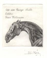 Ex Libris Marc Marin: Guus Willemsen