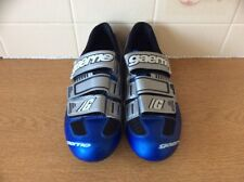 Gaerne G Cycling Shoes Uk 6.5  EUR 40 VGC Blue/Grey