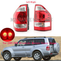 Left Lamp Rear Tail Light Right For 2003-2006 Mitsubishi Montero Pajero Shogun