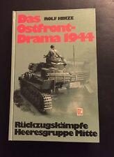 Rolf Hinze il dramma fronte orientale 1944