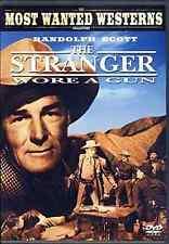 The Stranger Wore a Gun : NEW DVD