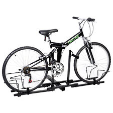 2 Bike Bicycle Carrier Hitch Receiver Heavy Duty Mount Rack