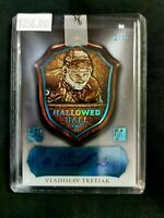 2015-16 ITG Hallowed Hall Signatures Blue Spectrum #HHVT1 Vladislav Tretiak 2/10