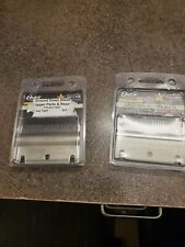 2 New Oster Cryotech Bottom Blade For ClipMaster Shaver 78511-026