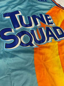 Space Jam Tune Squad A New Legacy #6 Stitched Basketball Jersey