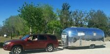 Vintage 1960 Airstream Safari Travel Trailer. Nice, mostly original.