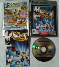 PS2 GIOCO PLAYSTATION 2 RAYMAN RAVING RABBIDS