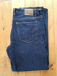 Howies Organic Jeans - 36R - Blue - Loose Fit - Excellent Condition