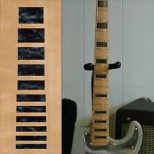 Fret Markers Inlay Sticker Decal Guitar & Bass Jazz Bass Block Fender - BP