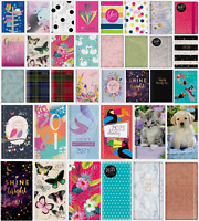 2021 DIARY POCKET SMALL / SLIM LINE METAL CORNER WEEK TO VIEW FASHION DIARY