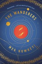 The Wanderers by Howrey, Meg Book The Cheap Fast Free Post