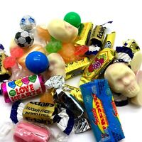 CANDY SWEETS MIX 200g VARIOUS POPULAR SWEETS FREE UK DELIVERY