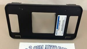 1999 - 2004 Ford F150 Expedition Front Bumper License Plate Mounting Bracket OEM