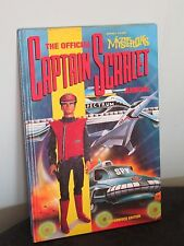 The Official Captain Scarlet and the Mysterons annual book. Vintage 1993