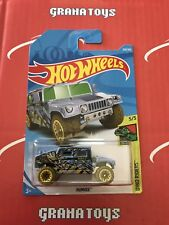 Humvee #250 Dino Riders 2018 Hot Wheels Case L