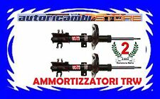 JGM602T - 2 AMMORTIZZATORI ANTERIORI TRW FIAT MULTIPLA 1.6 BIPOWER NATURAL POWER