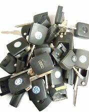 LOCKSMITH LOT 30 USED TRANSPONDER IGNITION CHIP VOLKSWAGEN MAZDA AUDI CHIPS BM