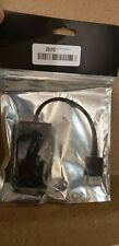 Monoprice Display Port 1.2a to 4K HDMI Dual Link DVI VGA Passive Adapter