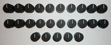 Sequential Circuits Prophet-600 knob set - Full set of 25 - New