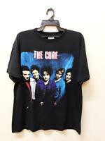 Vintage 90s THE CURE Men's  T-Shirt 1996 Swing Tour S-M-L-234XL AA462