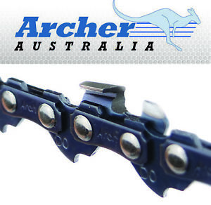 """Pack Of 2 14"""" Archer Chainsaw Chain Fits Husqvarna 135 235 236 Chainsaw"""