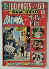 THE BRAVE AND THE BOLD # 113 - DC COMICS - JULY 1974 - METAL MEN