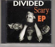 (HI888) Divided, Scary EP - 1994 CD