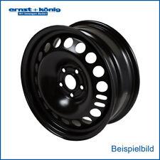 4 Original Opel Stahlfelgen 1002551 13259235