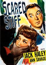 SCARED STIFF (1945 Jack Haley) - DVD - Region Free - Sealed