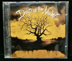 Used Days Of The New : Days of the New CD - 1998 Inventory M14-NNN