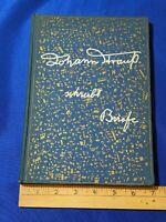 1926 Johann Strauss Book Schreibt Briefe Fritz Busch Signed Auto VTG antique