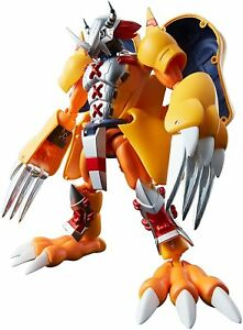 BANDAI Digivolving Spirits 01 Wargreymon Digimon Adventure Action Figure JAPAN