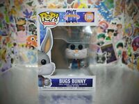 Funko Pop Space Jam A New Legacy Bugs Bunny #1060 W FREE POP PROTECTOR
