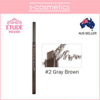 [ETUDE HOUSE] Drawing Eye Brow (#2 Gray Brown) - Eyebrow Pencil