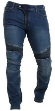 Men S Motorcycle Denim Pants Motorbike Jeans With Stretch Panel Aramid Protectio