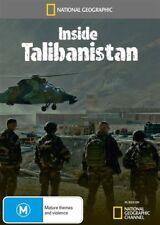 INSIDE TALIBANISTAN DVD DOCUMENTRAY Brand new sealed Iraq war Afghanistan war