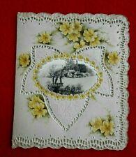 Programme-Souvenir-Bal 1903- Festivités Monceau / Sambre