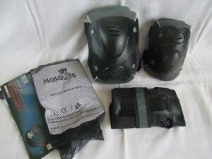 Protektoren-Set Mosquito, 6-teilig, mit coolmax, Größe L/XL, in OVP gebraucht