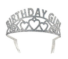 DISNEY COMPLEANNO BAMBINA Princess Brillante Tiara Bambini HEN NIGHT PARTY