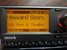 New ListingSirius Sp3 Sportster 3 Xm radio receiver Only Active Lifetime Subscription
