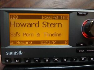 SIRIUS SP3 Sportster 3 XM  radio receiver ONLY ACTIVE LIFETIME SUBSCRIPTION