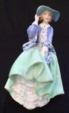 """Vintage Royal Doulton Bone China Hn1833 Top O' The Hill 7""""h Figurine Style One"""
